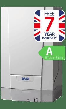 Baxi ecoblue advance heat boiler 7 year warranty read for Baxi eco 3 manuale