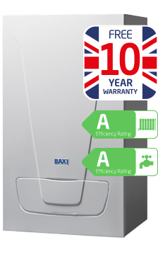 Baxi EcoBlue Advance 33 Combi Boiler