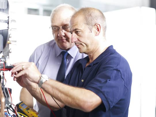 With a wealth of experience and practical knowledge, meet all our Baxi trainers